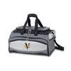 Picnic Time Vulcan Virginia Commonwealth University Rams 164 Sq.-in Portable Gas Grill and Cooler with Embroidered Case