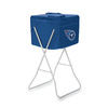 Picnic Time 2868-cu in Tennessee Titans Polyester Chest Cooler