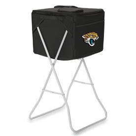 Picnic Time 2868-cu in Jacksonville Jaguars Polyester Chest Cooler