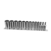 K Tool International Total Number Of Pieces-Piece Standard (Sae) 3/8
