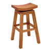 UMA Enterprises Light Brown 30-in Bar Stool