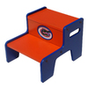 Fan Creations 2-Step Wood Step Stool