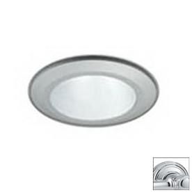 Prima Lighting 3-in Polished Chrome Shower Recessed Lighting Trim