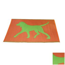 KOKO Company 48-in W x 72-in L Lime Anti-Fatigue Mat