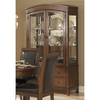 Homelegance Avalon Low Sheen Cherry Rectangular China Cabinet