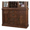 Somerton Home Furnishings Barrington Walnut Rectangular Buffet