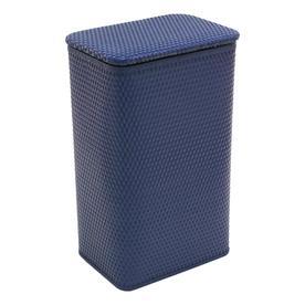 Redmon Mixed Materials Basket or Clothes Hamper