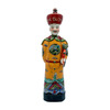 Oriental Furniture 11-in H Emperor Garden Statue