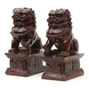 Oriental Furniture 6.5-in H Dog Garden Statue