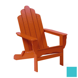 Beachfront Furniture Cape Cod Aruba Blue Adirondack Chair CCAD-AB