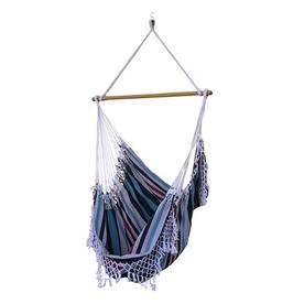 Vivere Brazilian Style Denim Fabric Hammock Chair