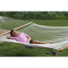 Vivere Natural Rope Hammock