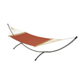 Phat Tommy Outdoor Oasis Crimson Fabric Hammock
