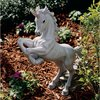Design Toscano 16.5-in The Enchanted Unicorn Garden Statue