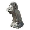 Design Toscano 19-in Man's Best Friend Dog Garden Statue