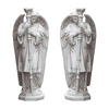 Design Toscano 38-in H Padova Guardian Angel Garden Statue
