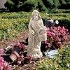 Design Toscano Saint Fiacre The Gardener's Patron 24.5-in Garden Statue