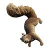 Design Toscano 8-in Simone The Squirrel Hanging Garden Statue