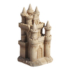 Design Toscano Castle By The Sea 19.5-in  Garden Statue