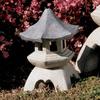 Design Toscano Asian Pagodas 10.5-in Garden Statue