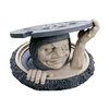Design Toscano 6-in H The Dweller Below Garden Statue