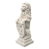 Design Toscano Beaumaris Castle Lion 31.5-in Garden Statue