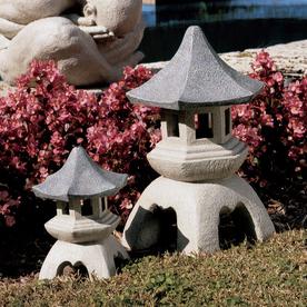 Shop Design Toscano Asian Pagodas Architecture Garden