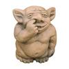 Design Toscano Picc-A-Dilly Nose Gargoyle 8-in Garden Statue