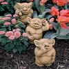 Design Toscano 8-in H The Picc-A-Dilly Gargoyle Garden Statue