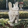 Design Toscano 36-in H Spitting Gargoyle Of Notre Dame Garden Statue