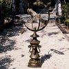 Design Toscano Hyde Park Armillary Sphere 40-in  Garden Statue