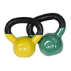 J FIT Multicolor 18 lbs Fixed-Weight Kettlebell