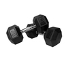 Xmark Fitness 80 -lb Chrome Fixed-Weight Dumbbell Set