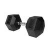 Xmark Fitness 65 -lb Chrome Fixed-Weight Dumbbell