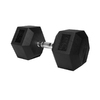 Xmark Fitness 85 -lb Chrome Fixed-Weight Dumbbell