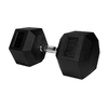 Xmark Fitness 90 -lb Chrome Fixed-Weight Dumbbell