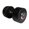 Xmark Fitness 105-lb Chrome Fixed-Weight Dumbbell