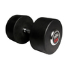 Xmark Fitness 115-lb Chrome Fixed-Weight Dumbbell