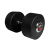 Xmark Fitness 120 lb Chrome Fixed-Weight Dumbbell