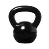 Xmark Fitness Black 30 lbs Fixed-Weight Kettlebell