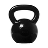 Xmark Fitness Black 80 lbs Fixed-Weight Kettlebell
