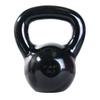CAP Black 25 lbs Fixed-Weight Kettlebell