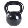 CAP Black 35 lbs Fixed-Weight Kettlebell
