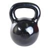 CAP Black 60 lbs Fixed-Weight Kettlebell