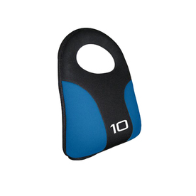 CAP 10 lbs Fixed-Weight Kettlebell