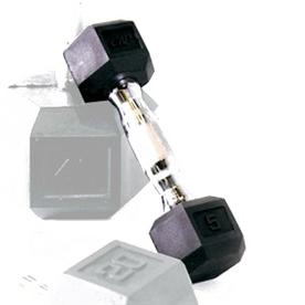 CAP 5-lb Black Fixed-Weight