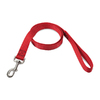 Majestic Pets Red Nylon Dog Leash