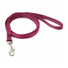 Majestic Pets Burgundy Nylon Dog Leash