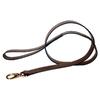 Hartman & Rose Sepia Brown Leather Dog Leash
