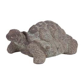 Woodland Imports 6-in H Turtle Garden Statue